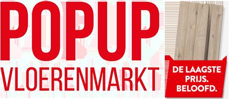 POPUP Vloerenmarkt
